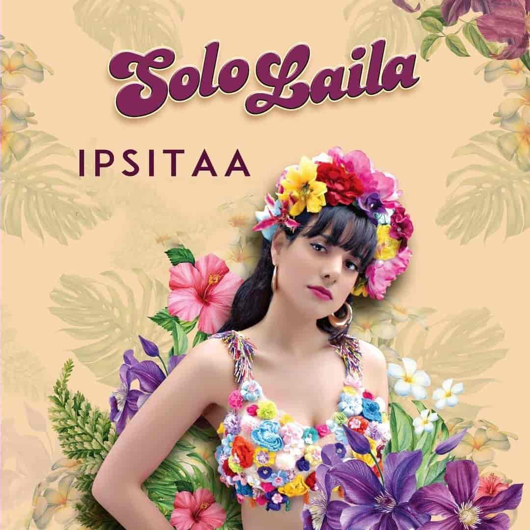 Solo Laila Song Image Features Ipsitaa