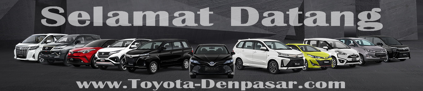 Daftar harga price list Toyota Bali berlaku di kota Denpasar, Badung, Tabanan, Gianyar, Klungkung, Karangasem, Buleleng, Bangli, Jembrana dan sekitarnya.