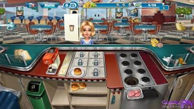 تحميل لعبة cooking fever للكمبيوتر مجانا