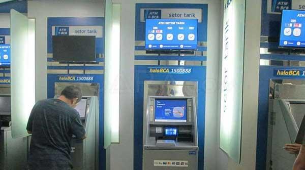 Cara Setor Tunai Tanpa Kartu Debit BCA di ATM Autodebet