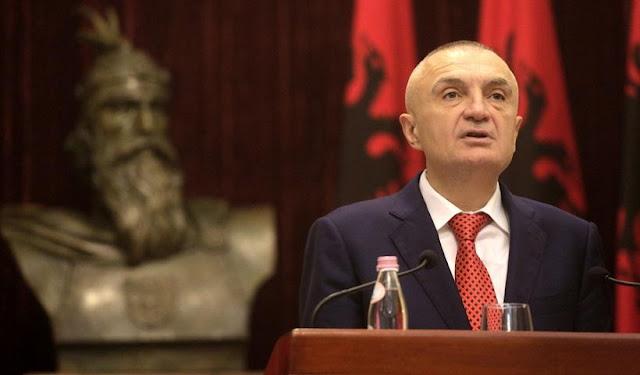 Καλεί σε δημοψήφισμα ο Πρόεδρος της Αλβανίας
