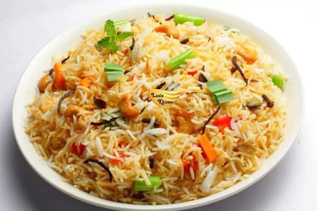 Veg Pulao Recipe in Hindi