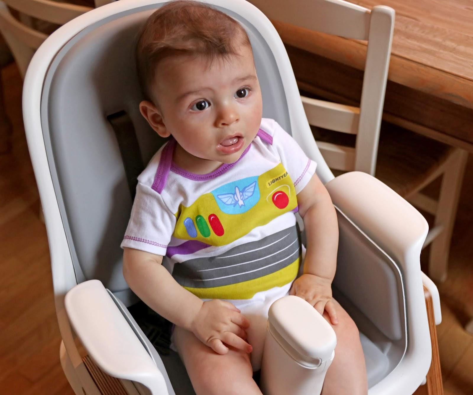 Toy Story Baby Bodysuits 5-Pack buzz lightyear onesie
