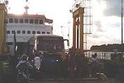 H -6, Pelabuhan Feri Pamatata Ramai Dilalui Pemudik