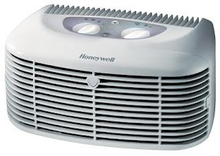 Honeywell HHT-011 HEPA Clean Compact Air Purifier