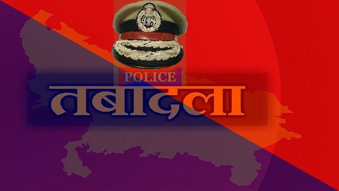 Five IPS officers  have been transferred in Delhi.