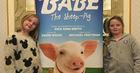 Review: Babe the Sheep Pig Live - Touring the UK NOW!