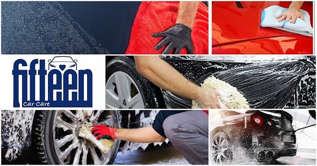 H σωστή διαδικασία για να πλύνεις το αυτοκίνητο σου