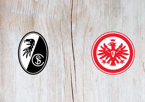 Freiburg vs Eintracht Frankfurt -Highlights 20 January 2021