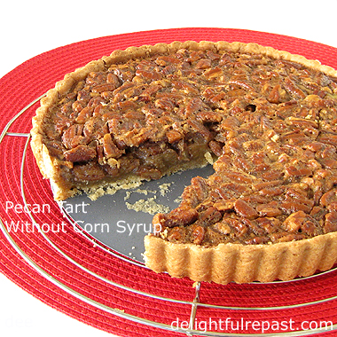 Pate Brisee - Classic French Pastry - perfect for quiches or very sweet pies and tarts / www.delightfulrepast.com
