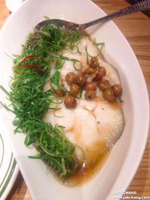 清蒸樹子魚
