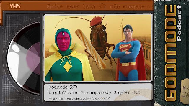 GODMODE 397 - WANDAVISION PORNOPARODY SNYDER CUT