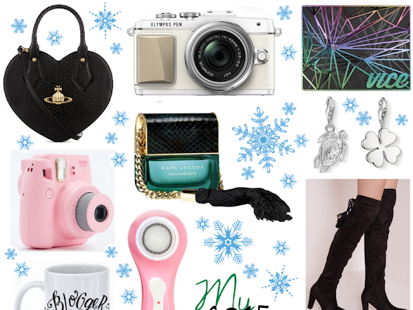 Wishlisting | Christmas 2015