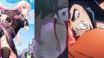 One Piece  Episódio 963 - A transformação de Betelgeuse   Re:ZERO - Mori Calliope - Ibasho (Princess Connect: ReDive! Lyric Video)