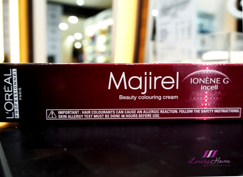 loreal paris professionnel majirel beauty colouring grey hairs