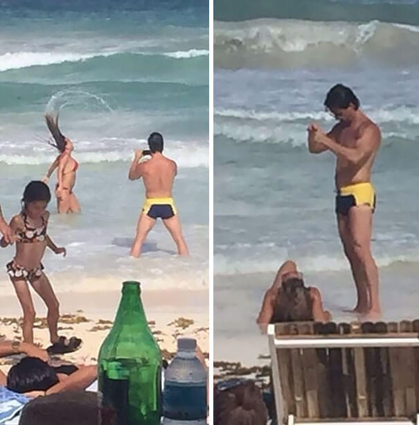 Adorable Pictures Of Boyfriends Trying To Capture Perfect Shots Of Their Girlfriends