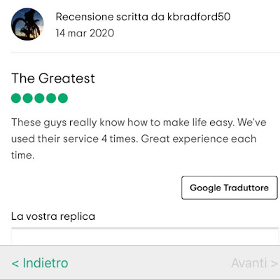 bike rental Italy reviews tripadvisor
