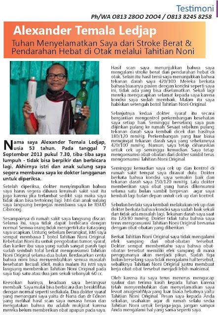 Jual Tahitian Noni Juice di Bandung