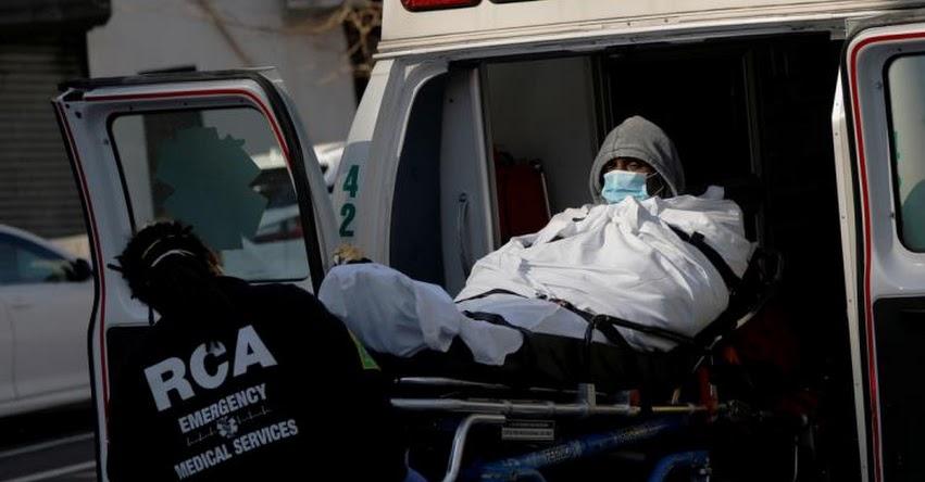 CORONAVIRUS: Estados Unidos se convierte en el primer país en superar los 100 mil casos diagnosticados del covid-19 [VIDEO]