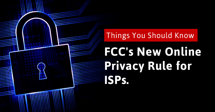 New Privacy Rule requires ISPs to must ask you before sharing your Sensitive Data