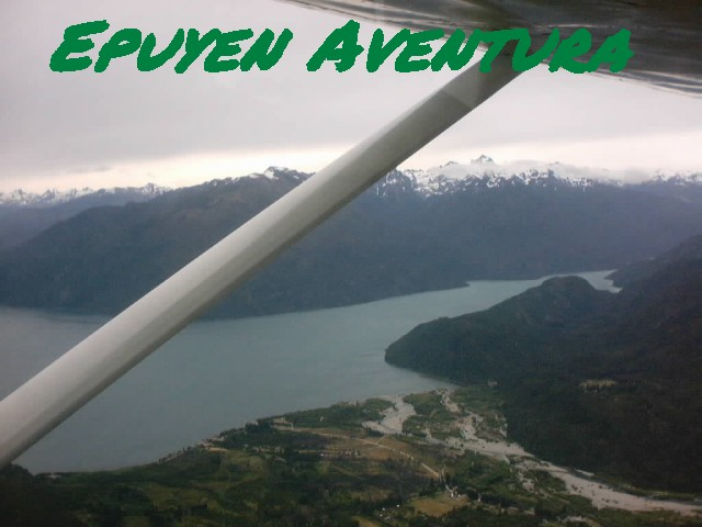 Vuelos avioneta - Patagonia Andina