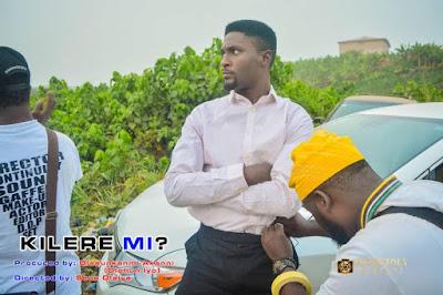 New Movie Alert Nollywood  Actor Olasunkanmi Akanni Olohuniyo Set to Release Another Powerful Movie KILERE MI Directed By Seun Olaiya teelamford 5