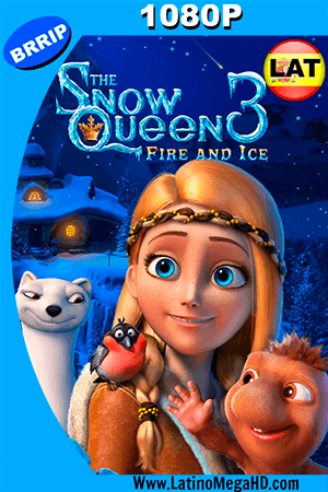 The Snow Queen 3 (2016) Latino HD 1080P ()