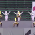 Japanese baseball team introduces dancing robots