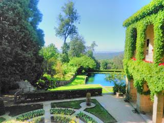 Jardines Monasterio de Yuste