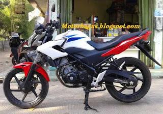 Harga motor Honda Cb 150 r bekas lengkap