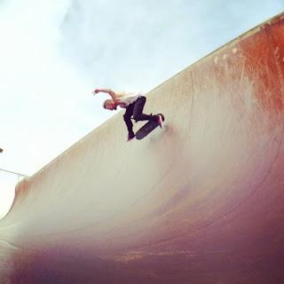 Mark Jansen Skateboarding Adelaide Kick Flip