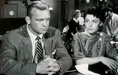 Nightfall - Aldo Ray and Anne Bancroft