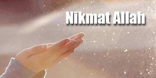 doa ucapan syukur kepada allah swt