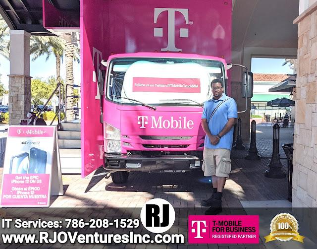 RJO Ventures, Inc. is a T-Mobile For Business Registered Partner [RJOVenturesInc.com]