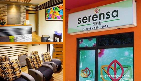 Serensa Spa - Bacolod spa - Lopue's Mandalagan - Bacolod blogger - Masskara Festival - Bacolod City guide - health and wellness
