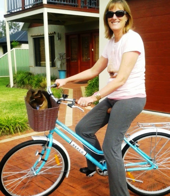 There comes a time in Midlife where you get to do fun things for yourself. My first playful purchase was a new bicycle.