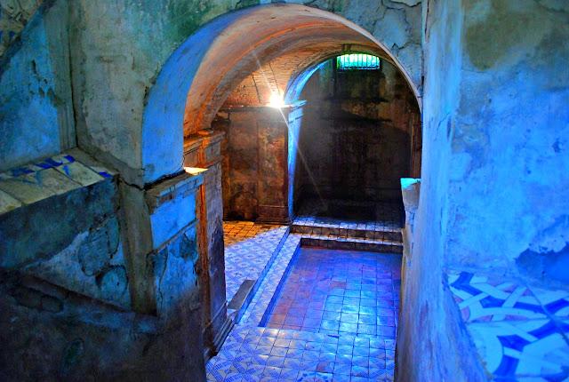 Underground Cemetery in Nagcarlan