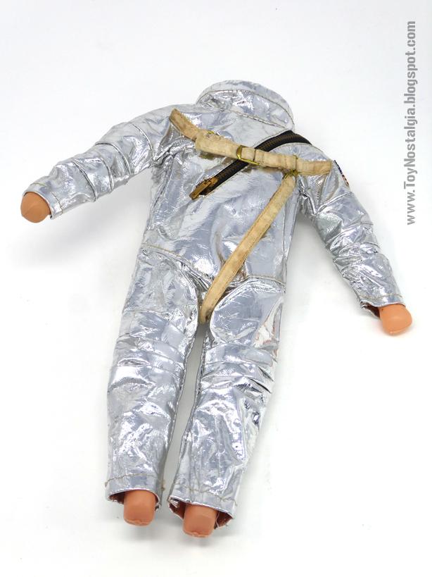 "ACTIONMAN Astronauta Traje espacial maniquí ""dummy"" (ACTION MAN ASTRONAUT  HASBRO-PALITOY)"