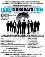 Open Recruitment at PT. Equity Surabaya Terbaru November 2019