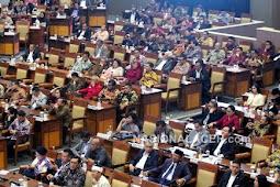 Gelar Rapat Paripurna Perdana, 213 Anggota DPR Tidak Hadir
