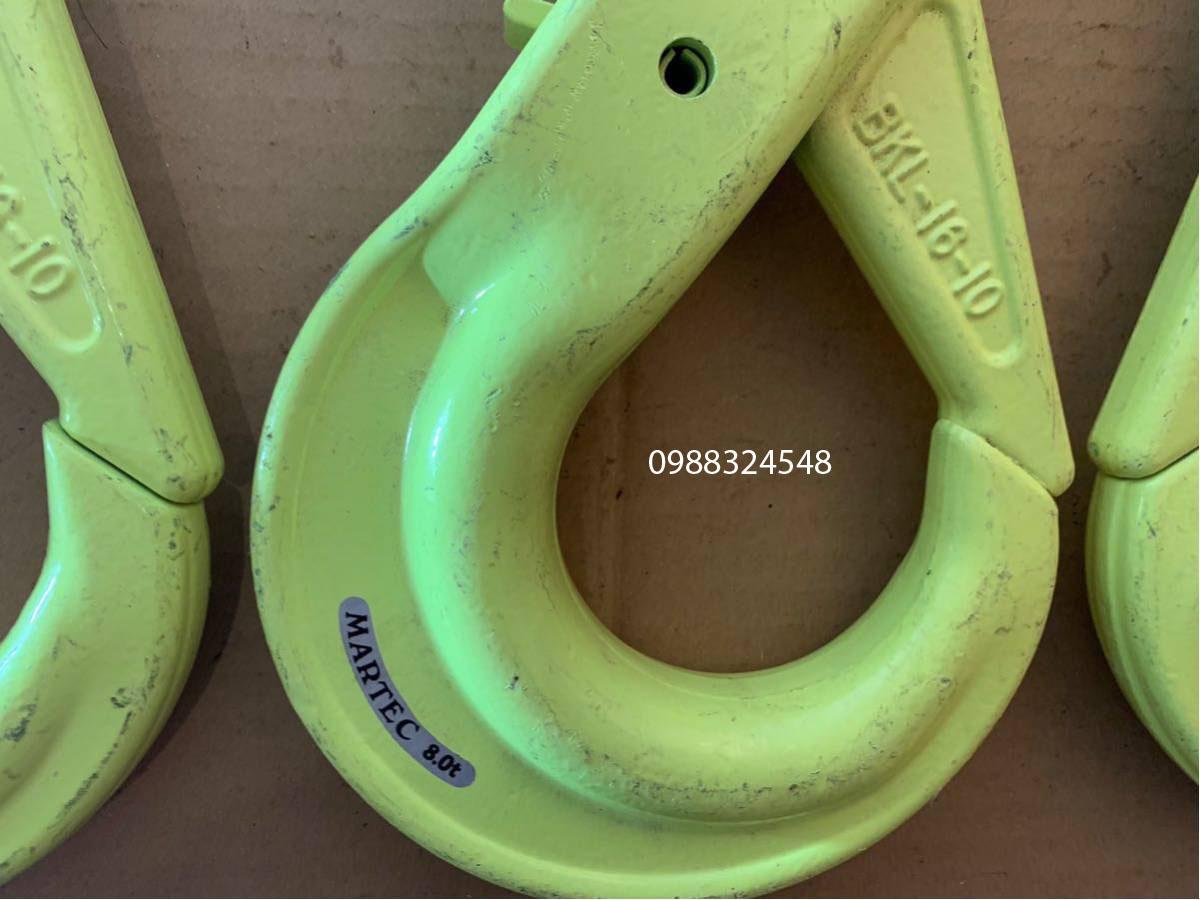 Móc cẩu Taiyo BKL-16-10 8 tấn