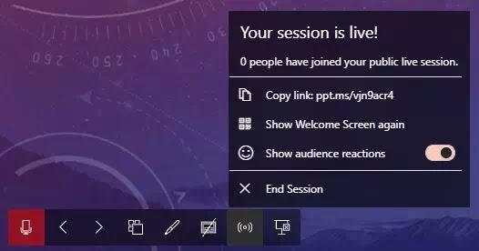 Cara Live Streaming Presentasi di PowerPoint-4