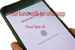 Fitur kunci aplikasi whatsapp