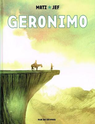 Geronimo de Matz et Jef chez les editions Rue de Sèvres