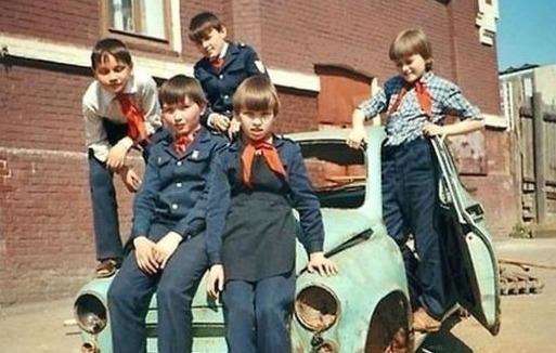 Это просто воcхитительная целая эпоха! Детство в СССР!!!