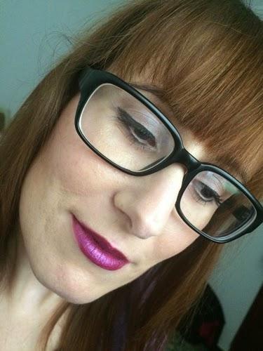 Maquillaje para usuarias de gafas