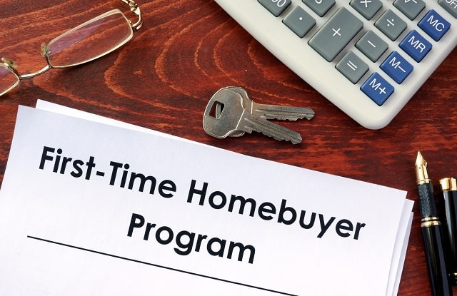 first time home buyer programs in california save money buy house ca