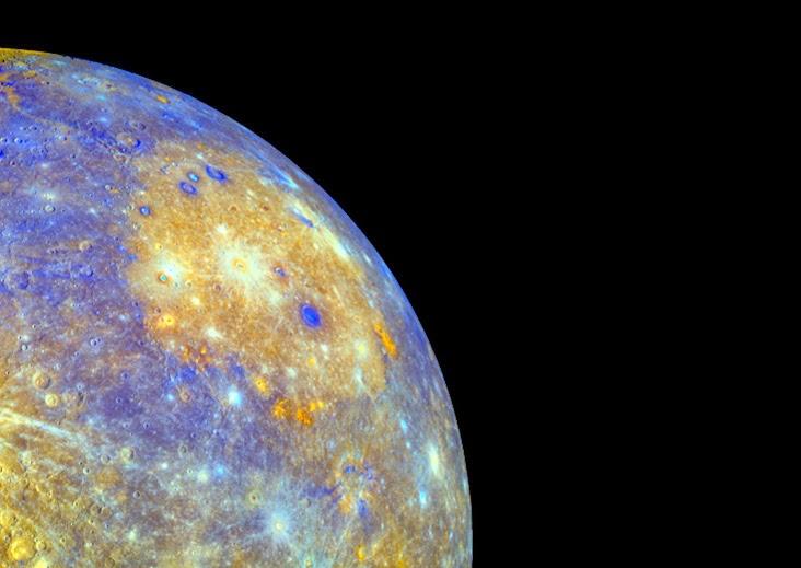 Картинки планеты меркурий для детей