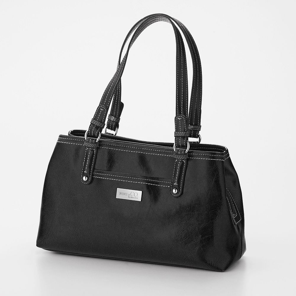Nine And Co Broadway Satchel Black Rm175 Free Poslaju To Anjung