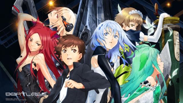 mungkin anime ini memiliki kesamaan / mirip dengan plastic memories